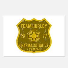 Team Hurley - Dharma 1977 Postcards (Package of 8)