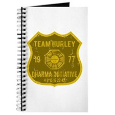 Team Hurley - Dharma 1977 Journal