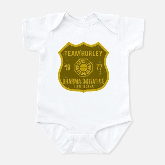 Team Hurley - Dharma 1977 Infant Bodysuit
