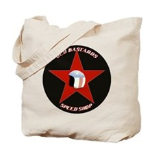 Old Bastards Speed Shop Tote Bag