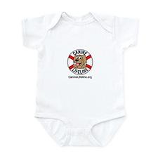 Canine Lifeline Infant Bodysuit