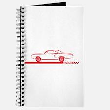 1968-69 Coronet Red Car Journal