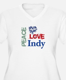 Peace Love Indy T-Shirt