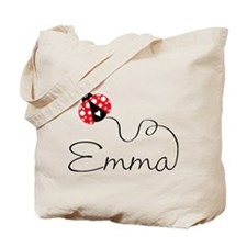 Ladybug Emma Tote Bag