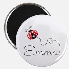 Ladybug Emma Magnet