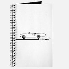 1968-69 Coronet Black Convert Journal