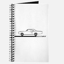 1968-69 Coronet Black Car Journal