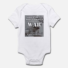 Government Jobs Programs- The Infant Bodysuit