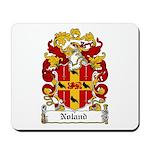 Noland Coat of Arms Mousepad