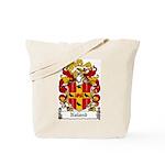 Noland Coat of Arms Tote Bag