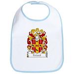 Noland Coat of Arms Bib