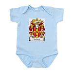 Noland Coat of Arms Infant Creeper