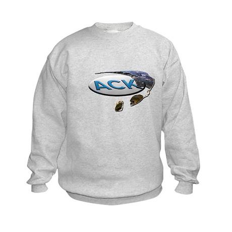 Nantucket Logo Collection Kids Sweatshirt