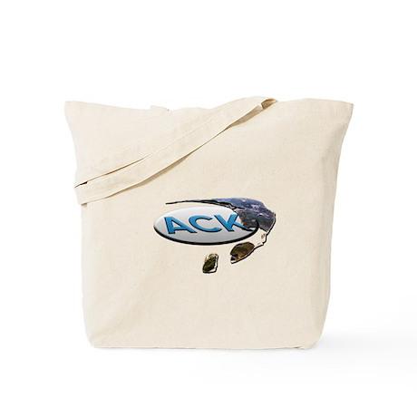 Nantucket Logo Collection Tote Bag