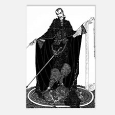 The Necromancer Postcards (Package of 8)