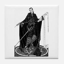 The Necromancer Tile Coaster