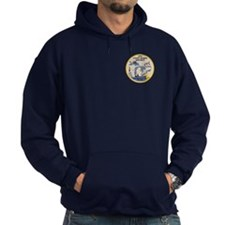 9th Coast Guard District Dark Hoodie