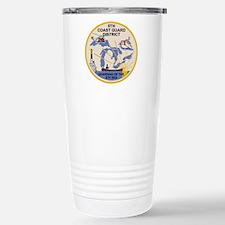 9th Coast Guard District Travel Mug