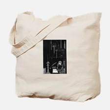 The Poet Tote Bag