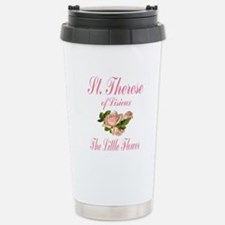 St.Therese - Stainless Steel Travel Mug