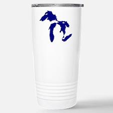 Great Lakes Stainless Steel Travel Mug