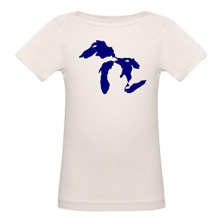 Great Lakes Organic Baby T-Shirt