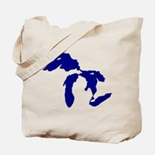 Great Lakes Tote Bag