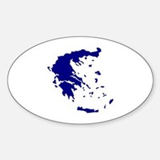 Greece Decal
