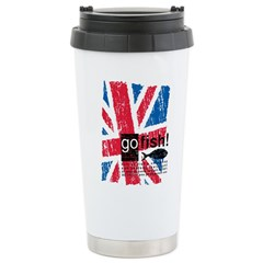 go fish! Travel Mug