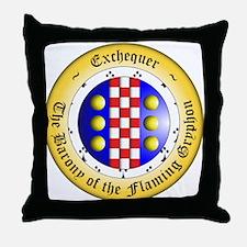 Exchequer Throw Pillow