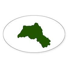 Kurdistan Decal