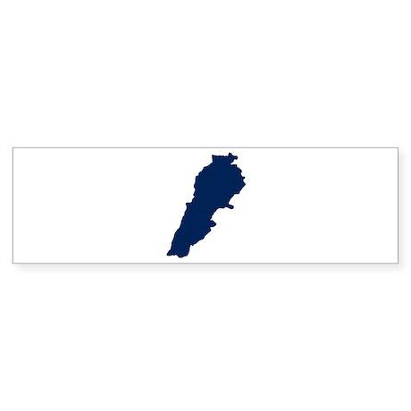 Lebanon Sticker (Bumper)