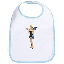 Wicked tooth fairy Bib