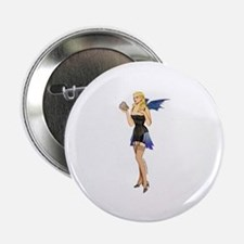 """Wicked tooth fairy 2.25"""" Button"""