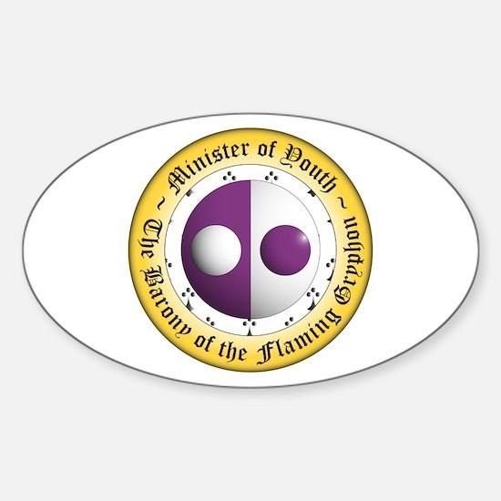 MOY Sticker (Oval)