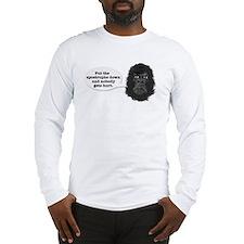 Funny Apostrophe Long Sleeve T-Shirt