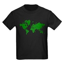 World map T