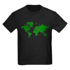 World map T