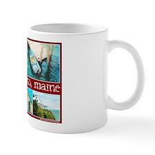 New Peaks Island Design! Small Mug