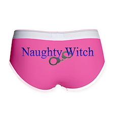 Naughty Witch Women's Boy Brief