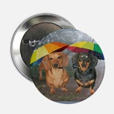 "Rainbows 2.25"" Button (10 pack)"