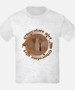 Chocolate girl T-Shirt