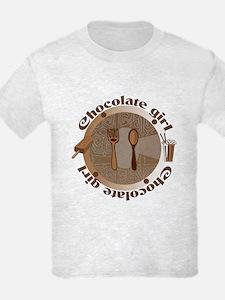 Chocolate girl T-Shirt