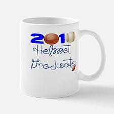 Boy FlatHead Graduates Mug
