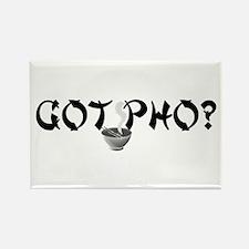 Got Pho? Rectangle Magnet