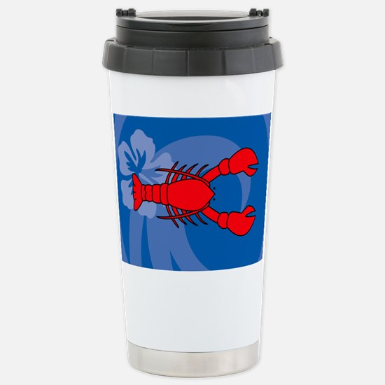 Lobster Stainless Steel Travel Mug