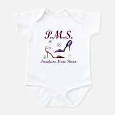 P.M.S. - Purchase More Shoes Infant Bodysuit