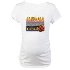 Tampa Bay Florida compass ros Shirt