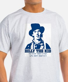 He Never Killed A Man Who Did T-Shirt