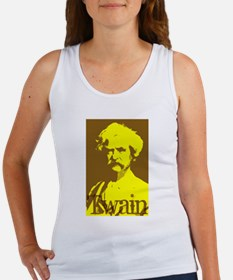 Mark Twain Women's Tank Top